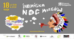 Read more about the article Indiańska Noc Muzeów