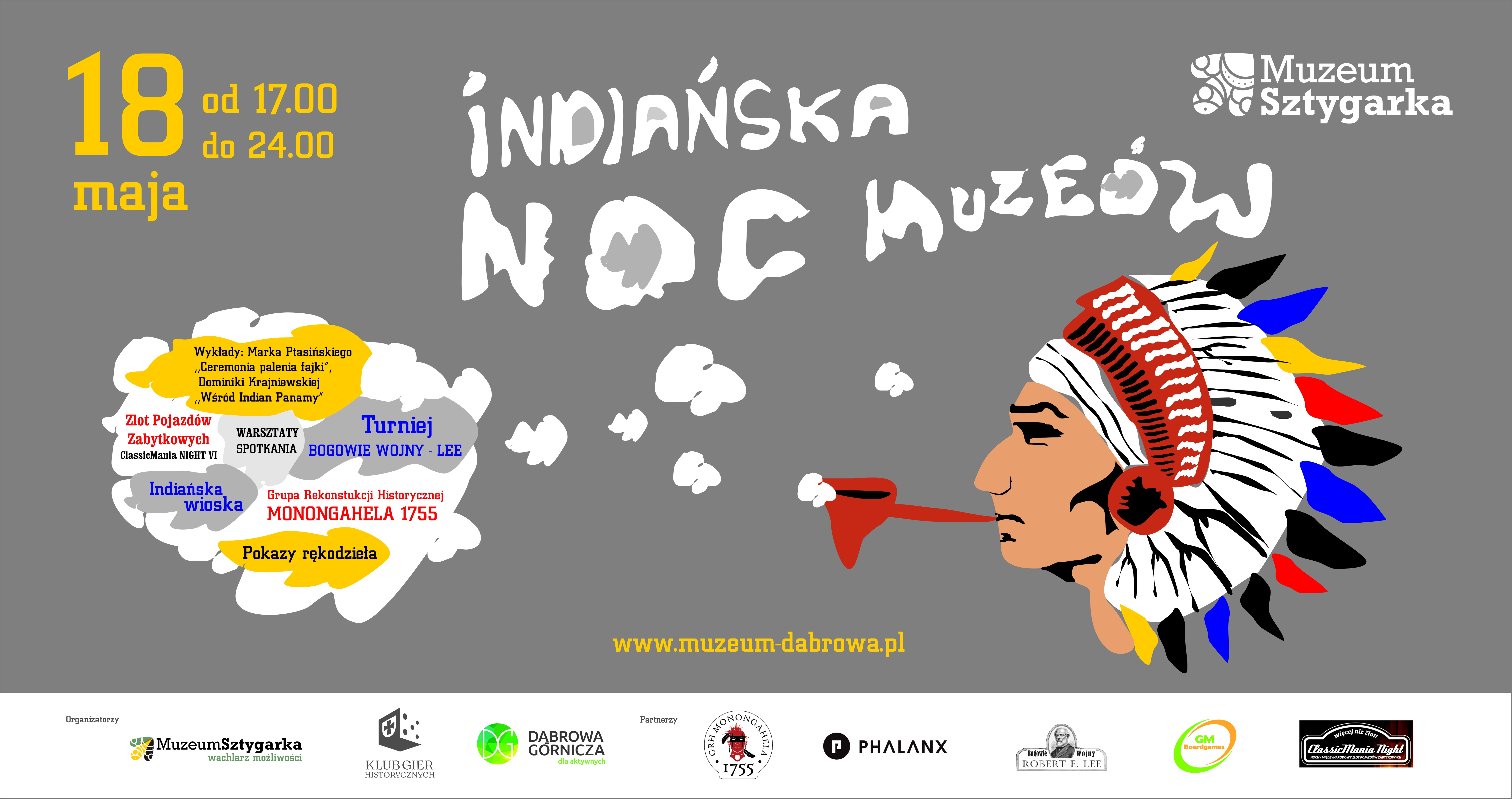 You are currently viewing Indiańska Noc Muzeów