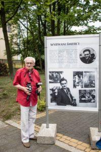 Read more about the article Wyrwani śmierci, wystawa fotografii